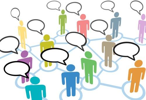 employee communication network