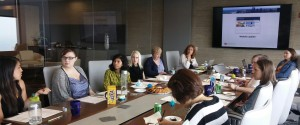 IABC/Chicago 2015-16 board meets earlier this program year