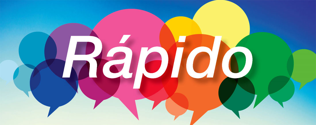 Rápido:  Igniting Communications