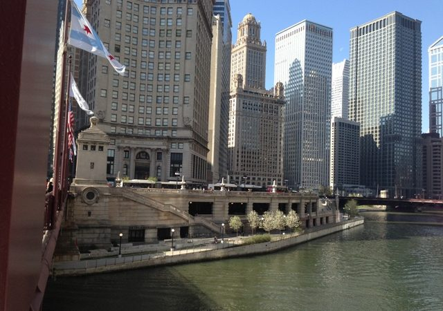 Tour the McCormick Bridgehouse & Chicago River Museum and Network with IABC Chicago