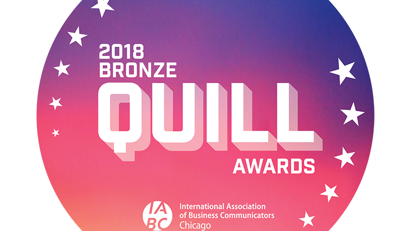 Reach for the Stars! 2018 Bronze Quill Awards DEADLINE EXTENDED TO JULY 23