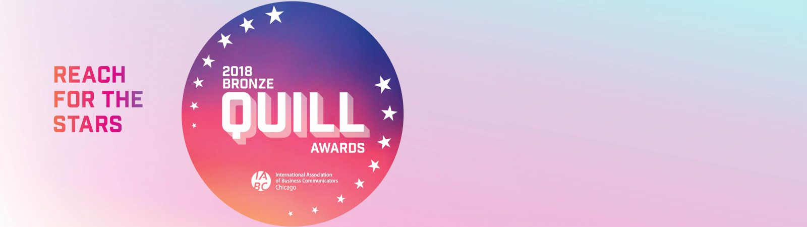 Congratulations to the 2018 Bronze Quill Award Winners