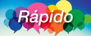 Rapido-bubbles