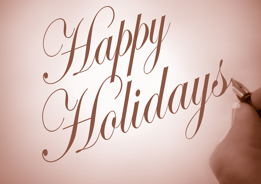 Best wishes for the coming holidays, from the IABC Chicago Board of Directors