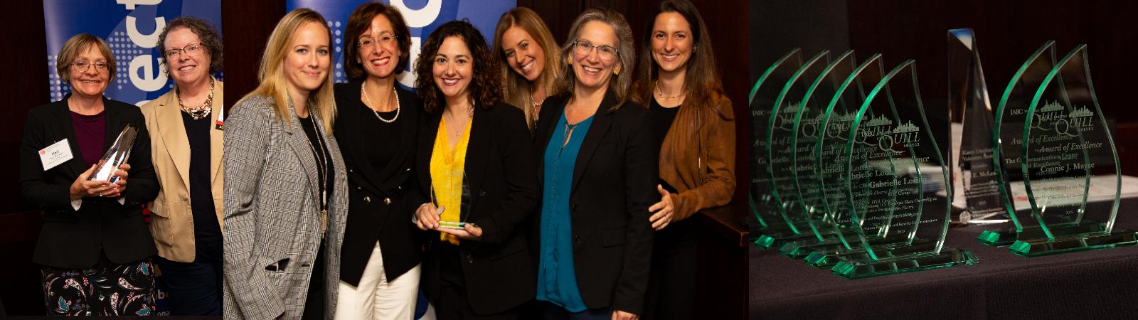 Congrats to Our 2019 Bronze Quill Award Winners & Karen Utterback Honoree